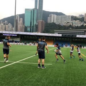 香港セブンズウィークの始まり!