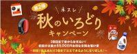 【絶対今が申し込み時】ネスレ 秋のいろどりキャンペーンの詳細/2万2千円分で7万7千円分届く!さらに・・