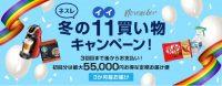 2万2千円で7万7千円分届き、さらに3万7千円貰えるとか意味わからない/ネスレ 冬のイイ買い物キャンペーンの詳細