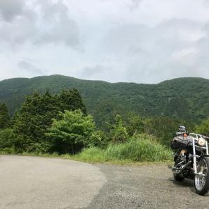 国見越え   岐阜・御座峰(山あるき3)