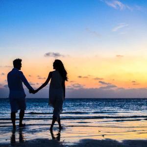 二人が一緒にいることで、世界に幸せが拡がる。