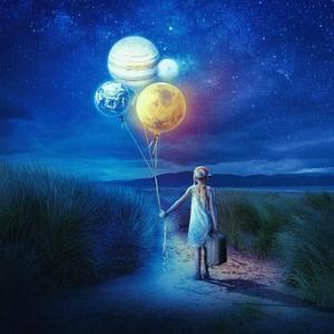 射手座満月、月蝕。切り替わりの時。