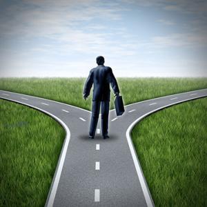 シフトのタイミング:「諦める」のか「手放す」のか。