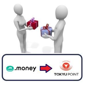 【ANAマイル】「.money(トッドマネー)」から「TOKYU POINT」への交換方法を解説!【東急(TOKYU)ルート】