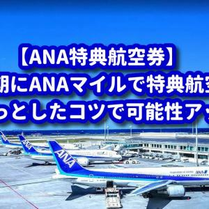 【ANA】特典航空券発券のコツとは!?年末年始のNY特典航空券ビジネスに空席あり!