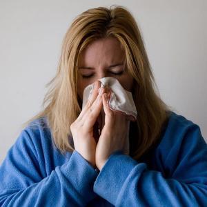 インフルエンザ・風邪に要注意!!