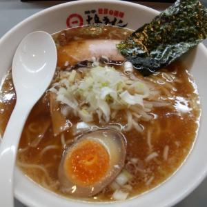 【東京都】大島ラーメンと半炒飯のセット