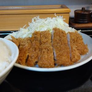 【東京都】とんかつまるやのロースかつ定食