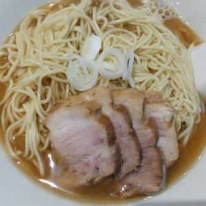 【東京都】自家製麺伊藤の肉そば中盛チャーシュー4枚