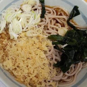 【東京都】かのやの冷そばとミニかつ丼のセット