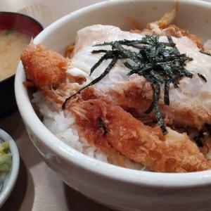 【東京都】とん喜のカツ丼定食大盛