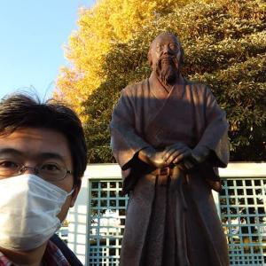 11月20日の佐野市街地散策。
