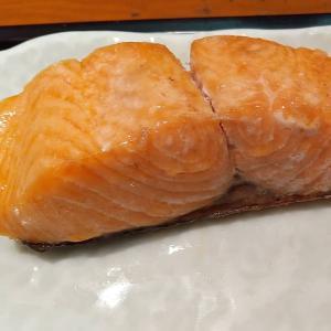 【東京都】さくら草の焼鮭と豚汁の定食