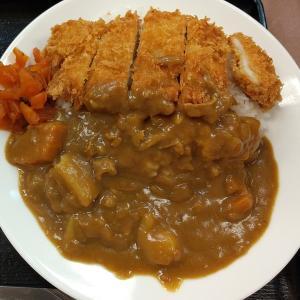 【池袋】ランチハウスミトヤのチキンカツカレーライスご飯大盛