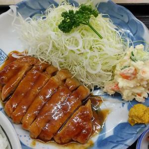 【板橋区】ときわ食堂の豚ロース生姜焼き定食