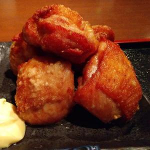 【銀座】焼鳥のんちゃんの唐揚げ定食