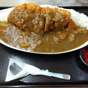 【板橋区】ときわ食堂の自家製チキンカツカレー大盛