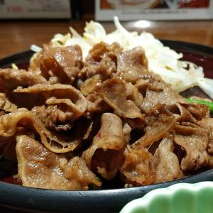 【新橋】初藤の牛焼き肉定食