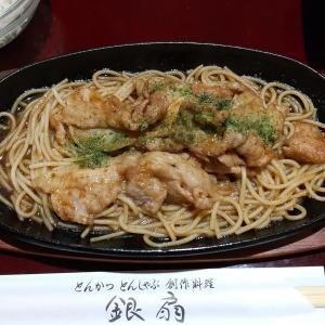 【板橋区】銀扇のスタミナ焼き定食