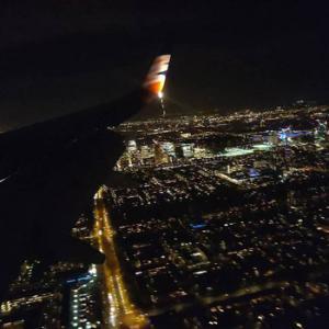 オランダへ帰国!