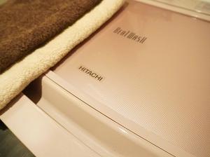 いよいよ正式に洗濯機をやめてみたいと思ふ。
