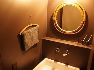 エコ安い!可愛すぎるタオル掛けを設置しました。