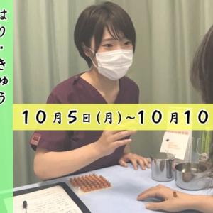 鍼灸Go To キャンペーン!?