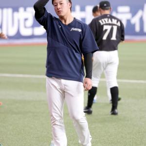 日ハム吉田輝星、今季2度目の先発へ「良くなってきている」