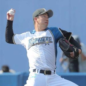 日ハム斎藤佑樹が右肘手術を検討…シーズン通じて痛み 復活の道を模索へ