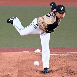 日ハム伊藤大海、三振量産理由はボールの回転数「打者の手元でホップ」
