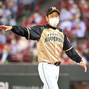 交流戦投手2冠の伊藤大海を栗山監督が称賛「当たり前だろ。そういう投手なんだから」