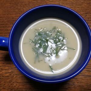 種子食用カボチャ「ストライプペポ」のポタージュ レシピ