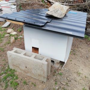 セイヨウミツバチの防寒対策