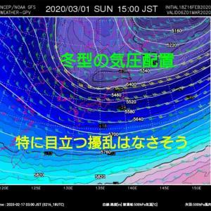 もはや需要のない東京マラソン2020当日の天気