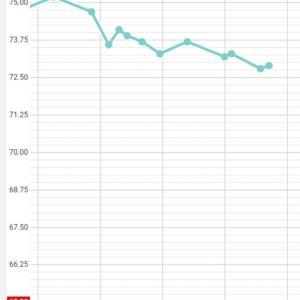 ダイエットの途中経過と週末の起伏走のコース