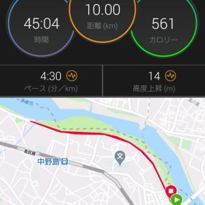 足柄峠走中1日でのスピード練習 〜良さげなフォームを発見?〜