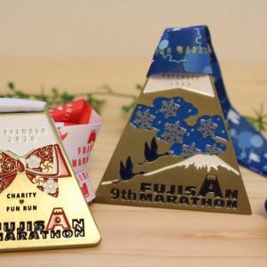富士山マラソン2020 TATTA RUN完走