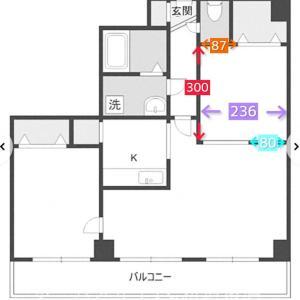 2LDK、20代男性、一人暮らしのお部屋のインテリアプランニング⑥5畳の趣味部屋のインテリア選定