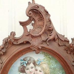 ★☆ 家具の装飾美【彫刻編】 ★☆