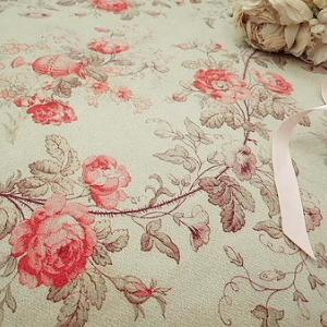 ★☆ 優美な薔薇のフレンチファブリック(A)W80×180cm/(B)W80×200cm【価格はオプションをご参照下さい】 ★☆