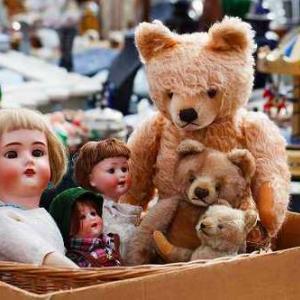 ★☆ テディベアの魅力とその歴史 ~世界中で愛される熊のぬいぐるみ~ ★☆
