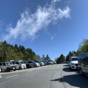 1時間で2600mの天空散歩 国師岳と北千丈岳