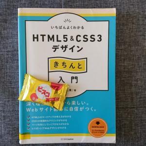 いちばんよくわかるHTML5&CSS3デザインきちんと入門が50%off!ワードプレスのカスタマイズにも♪