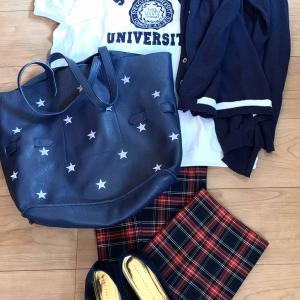 【秋のコーディネート】☆大好きなトラッドファッションの季節到来!