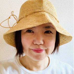 気負わず被ろう!夏の帽子|〜顔タイプフレッシュのストローハット〜