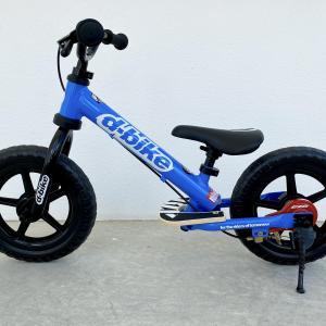 キックバイクはストライダーではなく、Dバイクに決めた!
