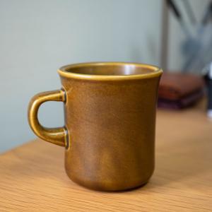 KINTO「SCSマグ」ぽってりして程よく手に馴染むコーヒーマグカップ