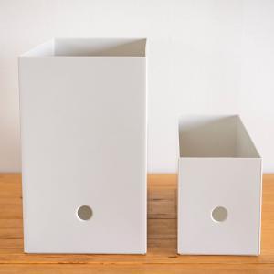 無印良品「ポリプロピレンファイルボックス」が家中の収納で活躍