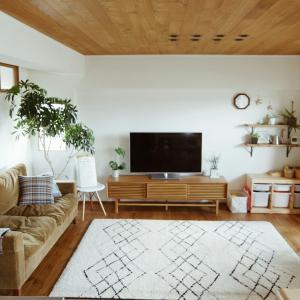 マンションの狭いリビングをリノベーションで20畳にしたわが家の事例【WEB内覧会】