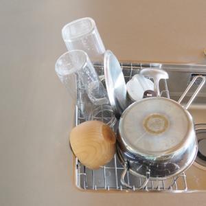 【水切りかごは使わない?やっぱり必要?】1ヶ月模索した結果!代用したのはキッチンタオル